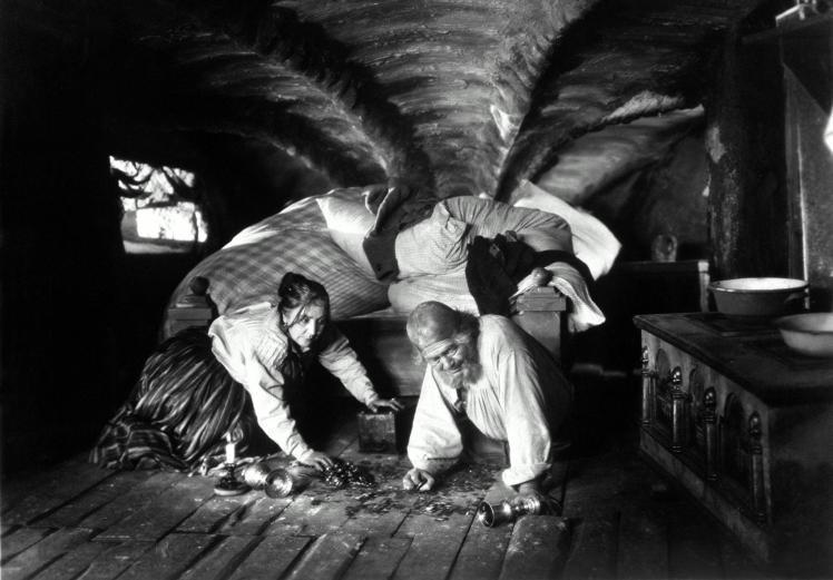 Der Schatz (1923)